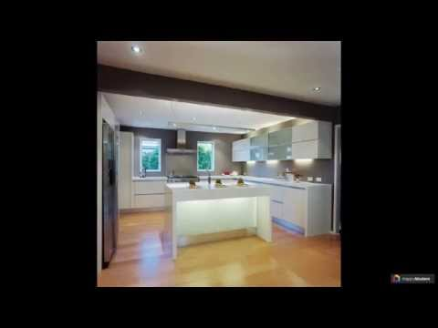 Светодиодные светильники для кухни: 51 яркий акцент