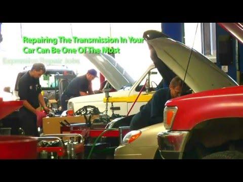 Auto Transmission Repair – Marketing Video