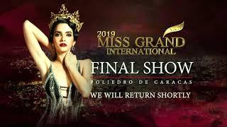 Miss Grand International 2019  Final Competition I MGI2019 รอบตัดสิน