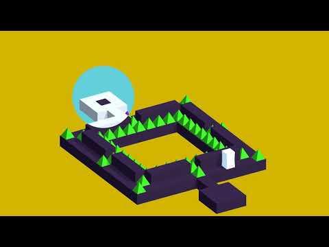 Vectronom #5 - Cube versus Spikes  