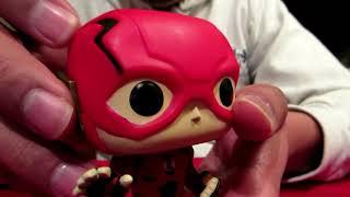Funko Pop! DC Comics Justice League The Flash (Running) Vinyl Figure 2018 Summer Convention Exclusiv