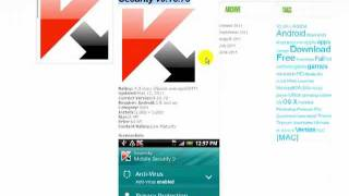 Download  Kaspersky Security v9.10 Android Full Version Free!