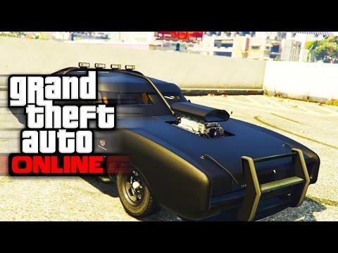GTA 5 ONLINE - Duke O'Death von Rockstar KOSTENLOS bekommen