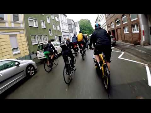 Critical Mass Wuppertal - Juni 2018