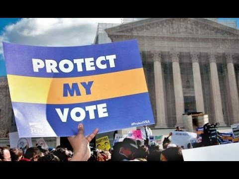 How the Supreme Court Gutted the Voting Rights Act (with Ari Berman)