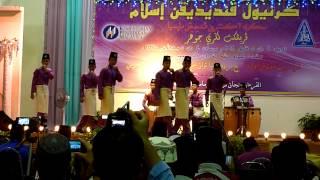 TEMPAT KETIGA Festival Nasyid Sekolah Peringkat Negeri Johor 2014 - Caliph@DSE (Batu Pahat)