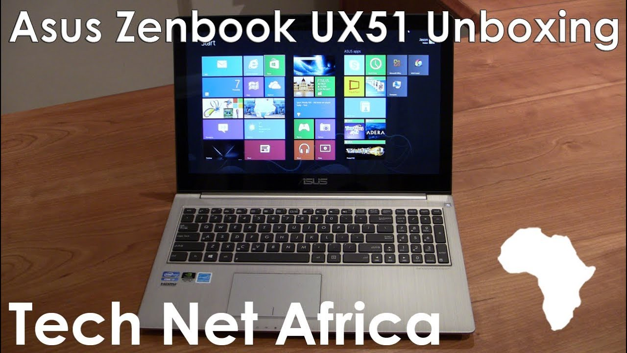 Driver for Asus ZENBOOK Touch U500VZ