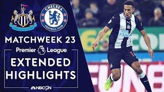 Newcastle v. Chelsea | PREMIER LEAGUE HIGHLIGHTS | 1/18/2020 | NBC Sports