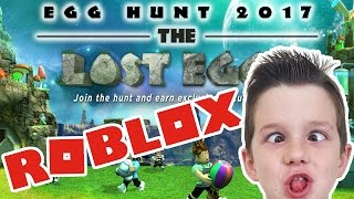 LIVESTREAM :: Roblox EGG HUNT 2017!!! Join me as I look for all the eggs and have fun doing it!
