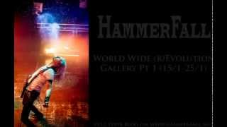 HammerFall World Wide (r)Evolution Gallery pt 1