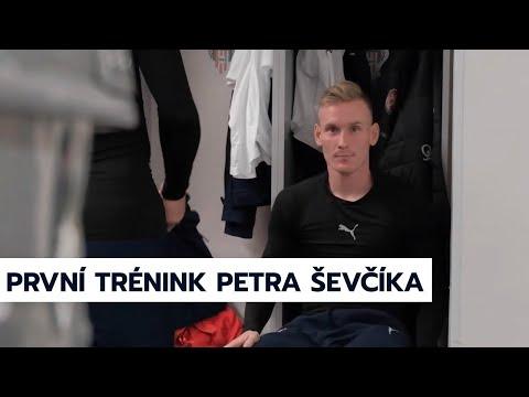 Jaký byl první trénink Petra Ševčíka v reprezentaci?