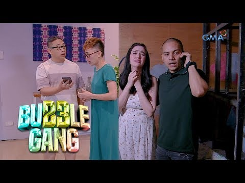 Bubble Gang: Potential manly-ligaw