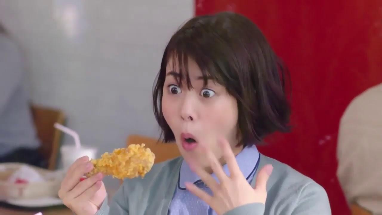 CM,高畑充希, KFC