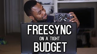 Does AMD Freesync matter on $100 Video Cards? (AMD RX 560 Test) | OzTalksHW