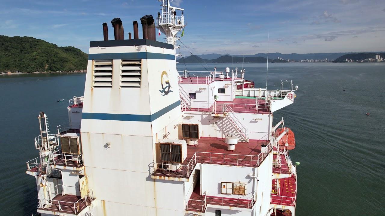 """Download Oil/Chemical Tanker """"Ocean Spirit"""" - 23/05/2021"""