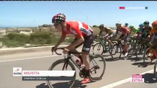 Велоспорт   Джиро дИталия   Восьмой этап 1 часть