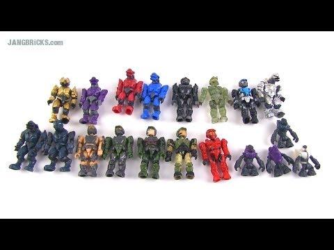 Haul #41 - Mega Bloks Halo minifigures