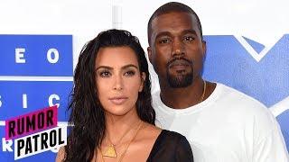Kim Kardashian DIVORCING Kanye Before Baby #3! (Rumor Patrol)