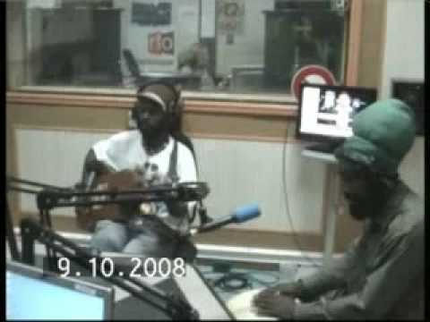 lyricson,packy ,dawee et zion  interview rfo radio martinique 972 n°1