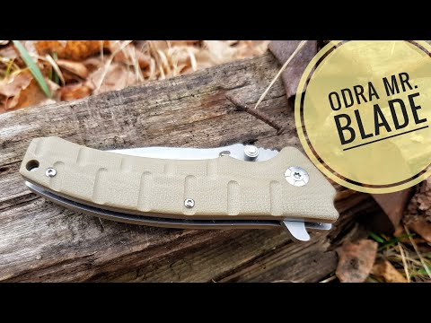 ODRA Mr. Blade - чисто городской нож