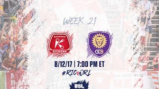 Richmond Kickers vs Orlando City II full match