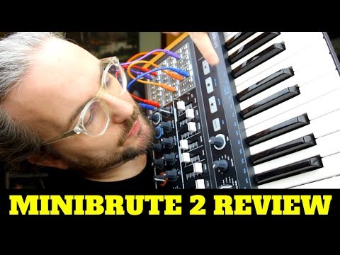 MINIBRUTE 2 REVIEW – Everything You Need To Know!