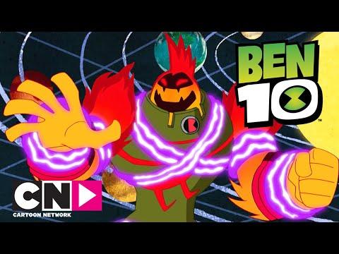 Ben 10   Bătălia spațială   Cartoon Network