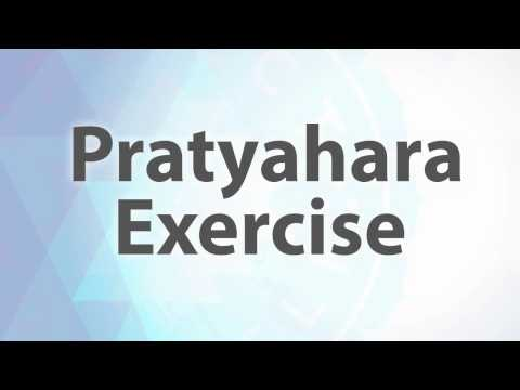 Pratyahara Exercise - Tapping Into the 5 Senses
