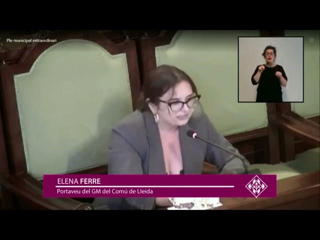 El PSC parla de promoció econòmica defensant Torre Salses i ignorant la transició ecològica