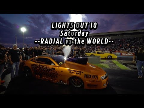 Lights Out X - Saturday Recap of Radial vs the World Mp3