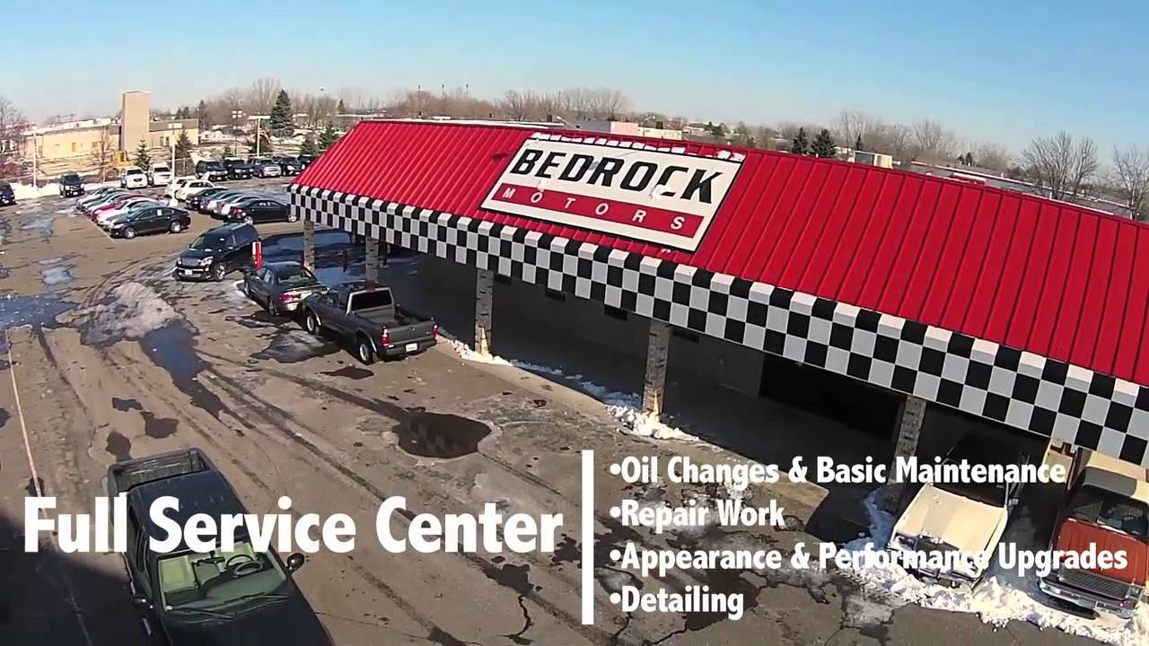 bedrock motors used cars for sale in blaine st paul minneapolis mn used car dealer youtube. Black Bedroom Furniture Sets. Home Design Ideas
