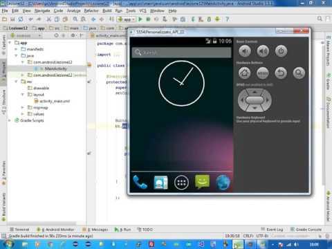 #13 Corso di programmazione Android, Click sui bottoni, le callback delle view, gli eventi di click.