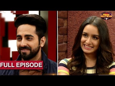 Ayushmann's 'Dil Toh Pagal Hai's Connection | Shraddha: 'I Think Everybody Wants To Feed Me'