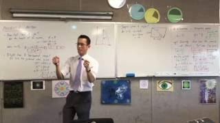 Projectile Motion (5 of 5: Finding Flight Time, Horizontal Range and Impact speed and angle)