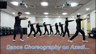 Azadi | Doori | Gully Boy | Divine | Hip Hop Dance Choreography | Freedom Theme Dance | Life @Google