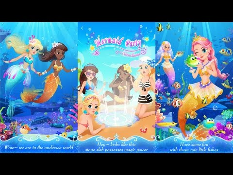 Download Mermaid Adventure Story APK For Android