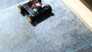 SainSmart 4WD Car Kit Test Run