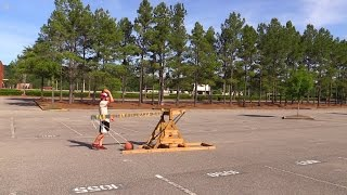 Catapult Trick Shots | Legendary Shots