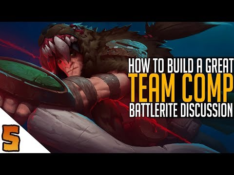 Battlerite: How To Build A Great Team Comp