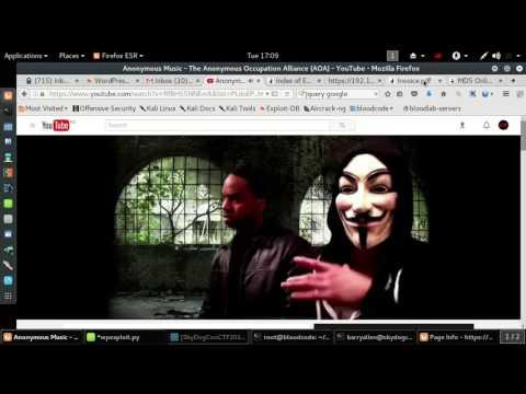 SerbianHacker-bloodcode&SKYDOG(kali linux hacking)