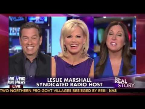EPA Employee Not Fired For Watching Porn at Work - Leslie Marshall on The Real Story 5/7/14