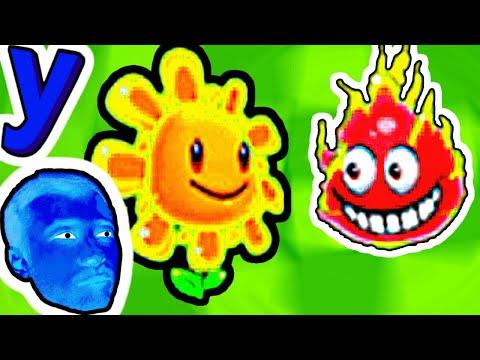 Все Исчезли! ПРоХоДиМеЦ открыл новое ИЗМЕРЕНИЕ Растений! #785 игра Растения против Зомби онлайн