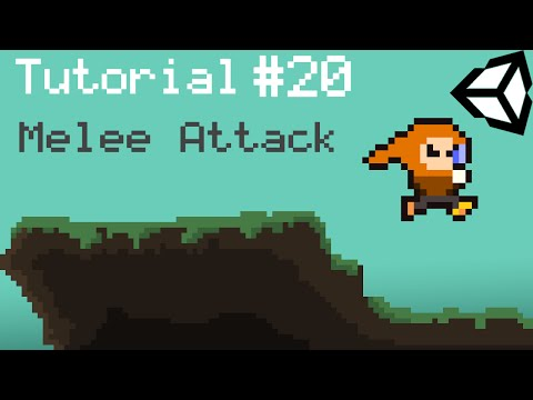 Unity 5 2D Platformer Tutorial - Part 20 - Melee Attacking thumbnail