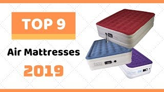 ⭐️ Top 9 Best Air Mattresses 2019 - Best Air Beds To Buy In 2019  ⭐️