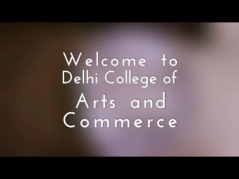 Delhi college of arts and commerce