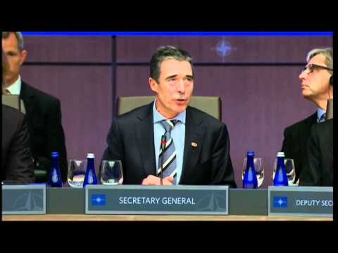 NATO Summit Chicago - Opening North Atlantic Council meeting