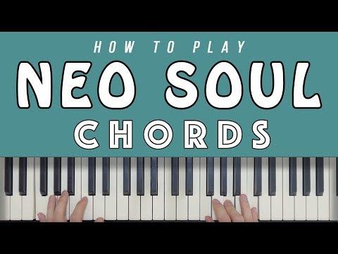 Neo Soul Chord Progression EXPLAINED!