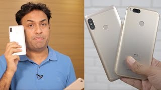 Redmi Note 5 Pro Camera Vs Xiaomi Mi A1 Comparison