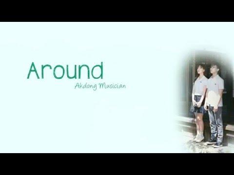 Around - Akdong Musician Colour Coded Lyrics (HAN/ROM/ENG)