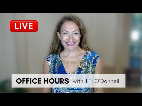Office Hours - Updating Your Resume, Gaps In Work History, Job Search Tips & More!